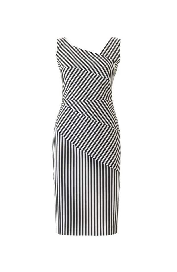 Полосатые платья