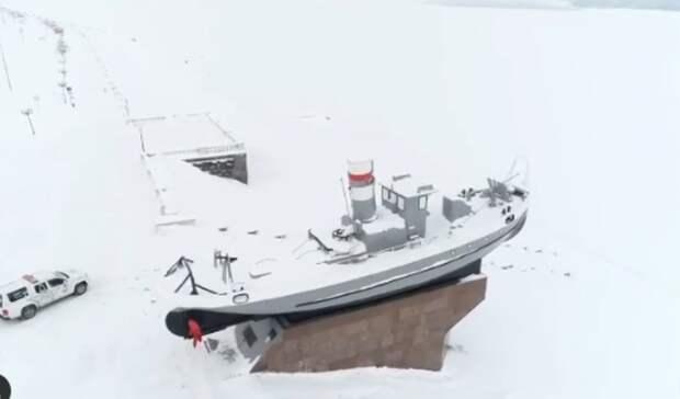 ВОренбуржье доставят капсулу сгрунтом содна Балтики