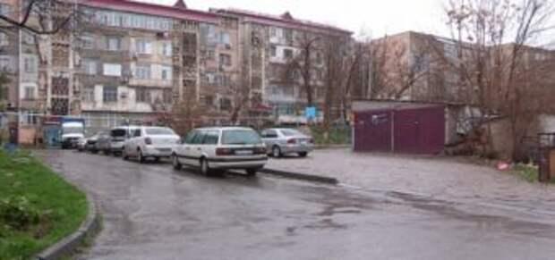 Подробности с места похищения девушки в Шымкенте