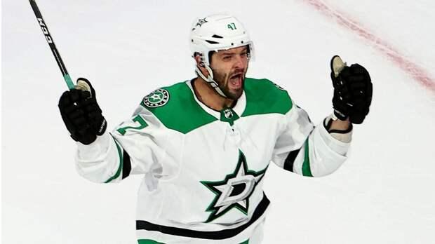 Радулов сделал голевую передачу в своем 450-м матче в НХЛ