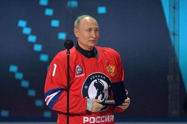 Путин вручил Павлу Буре орден «За заслуги перед Отечеством» IV степени