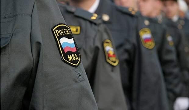Полиция. Фото из архива редакции