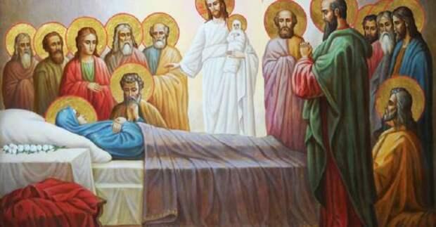 Успение Пресвятой Богородицы: молитва