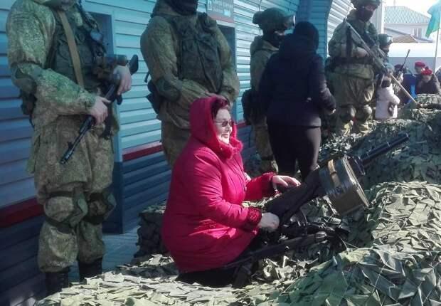 Поезд «Сирийский перелом» в Новороссийске