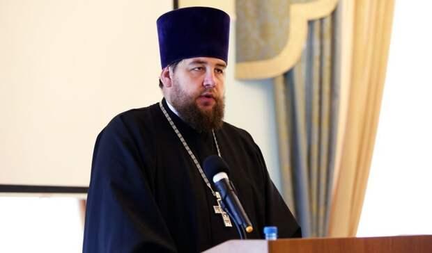 Ректором Омской духовной семинарии стал Василий Вивчар