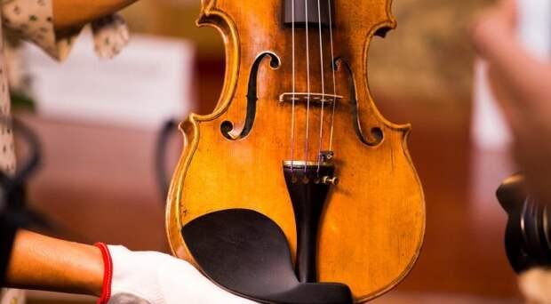 Скрипку Моцарта привезут в Воткинск на юбилей Чайковского