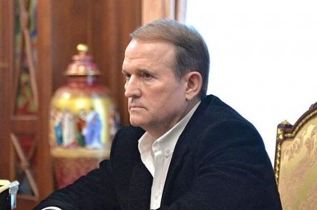Песков заявил, что в Кремле не рассматривают вопрос обмена Медведчука
