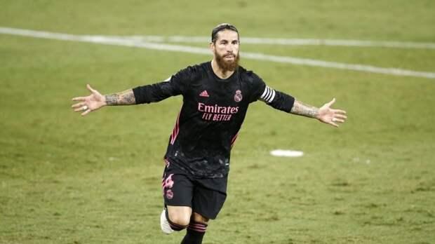 Официально. Рамос покидает «Реал»