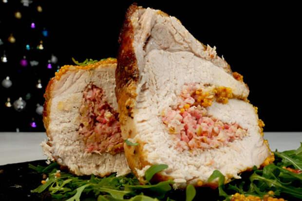 Мясо по-царски: фото шаг 1