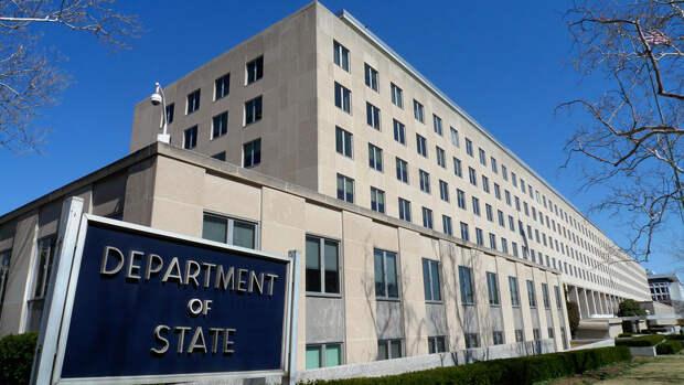 Госдеп отреагировал на заявления о связи США с попыткой переворота в Белоруссии