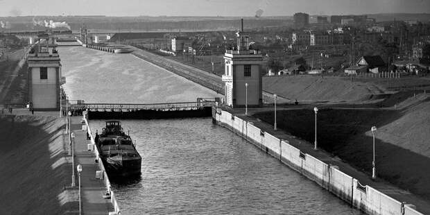 История района: Главархив рассекретил документы строительства канала имени Москвы