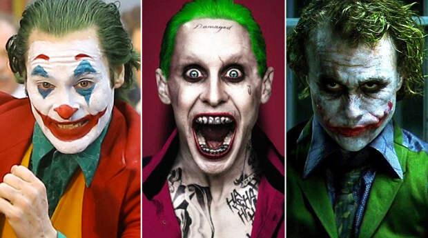 Джокеры всех времен: кто был лучшим?