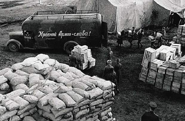 Какие страны спас СССР от голода после Второй мировой