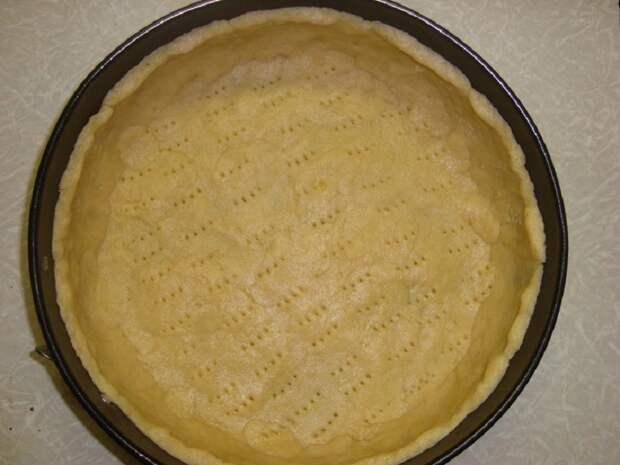 маковый пирог в духовке