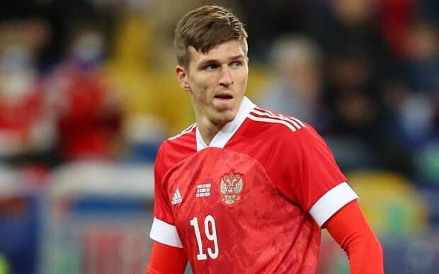 Соболев: «К матчу с Бельгией будем готовы на 200%»