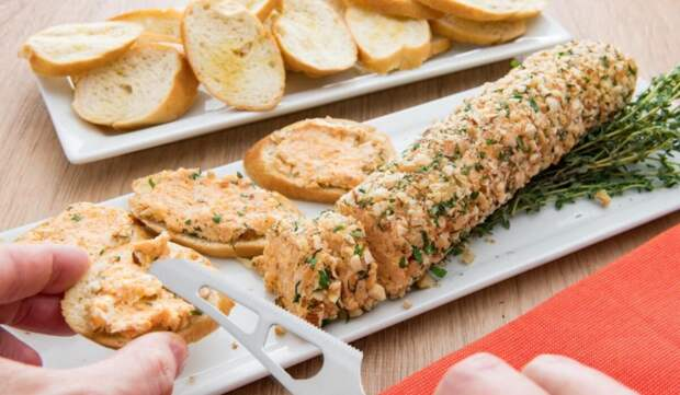 """Невероятно вкусное """"Сырное полено"""": для торжественного случая"""
