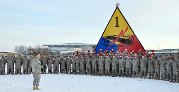 Горячий январь:  три учения НАТО в Европе одновременно
