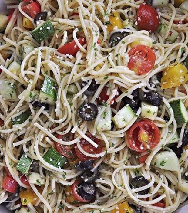Вкуснейшие салаты, в которых нет ни капли жира, ни майонеза
