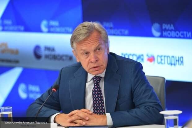 Пушков: на Украине отсутствует элита, способная к самостоятельному мышлению и поведению