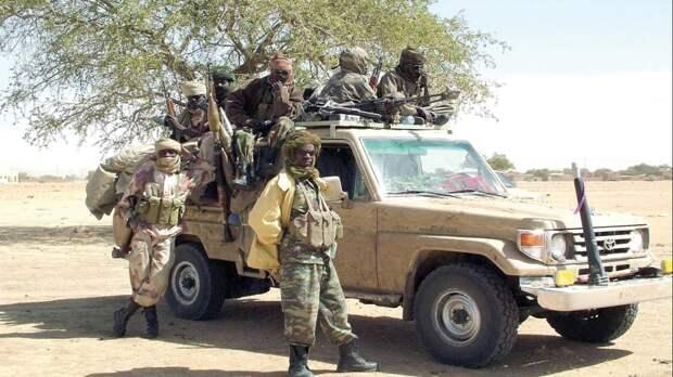 Министр обороны Чада сообщил о разгроме боевиков FACT