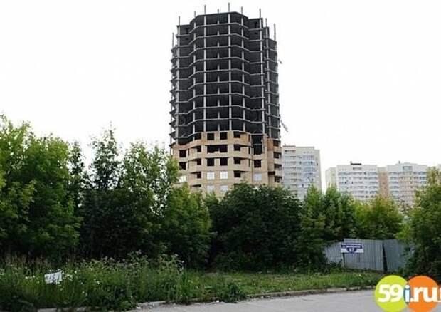 Проектирование трех долгостроев в Перми оценено в 36,6 млн рублей