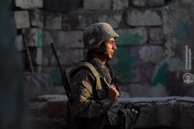 Армения заявила о готовности начать переговоры по прекращению огня