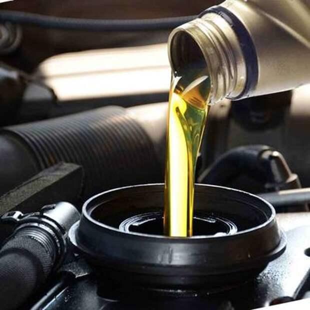 Переход накакое масло может победить «масложор» удвигателя