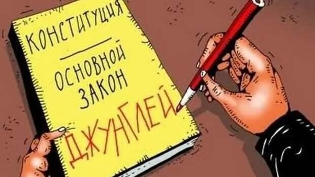 """Вот и Нарусову возмутил беспредел с """"пакетным голосованием"""" по Конституции"""
