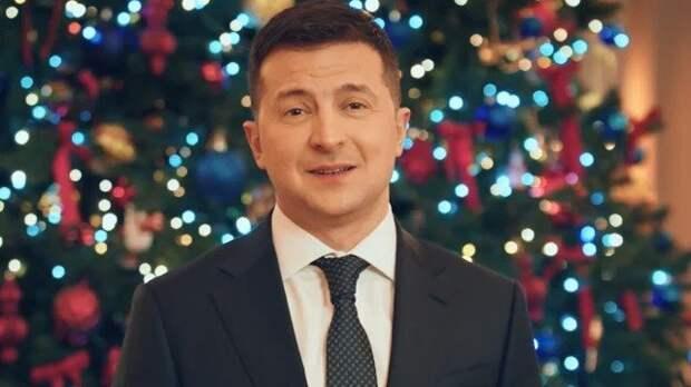 Новогодняя сказка Зеленского. Денис Григорюк