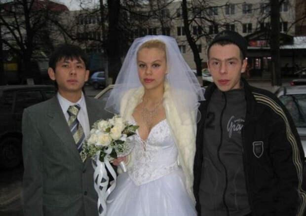 Свадьба чисто по-пацански. Отвечаю Вася!