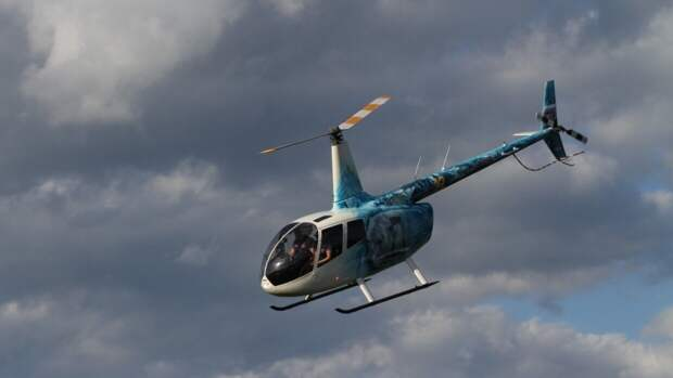 Жертвой крушения вертолета под Архангельском стал один человек