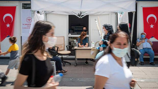 Турция не планирует вводить в стране ограничения из-за коронавируса
