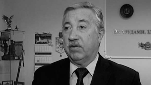 Умер экс-председатель избиркома Амурской области Неведомский