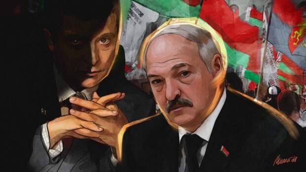 Санкционная война между Западом и Белоруссией поставила Киев перед выбором