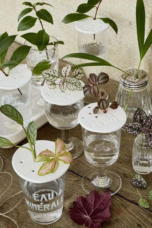 Подставки под цветы (подборка)