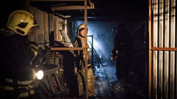 Пожар после взрыва газа в жилом доме Нижегородской области ликвидирован