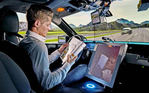 Автомобиль будущего? Смартфон на колесах!