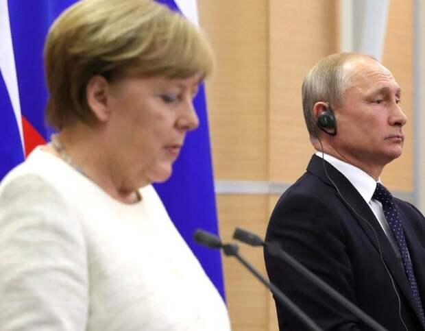 Кремль сообщил о готовящемся визите в Москву Ангелы Меркель