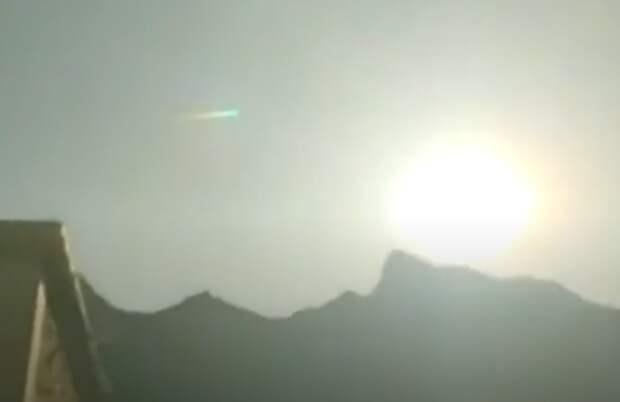 Сейсмологи Китая зафиксировали падение 10-тонного метеорита