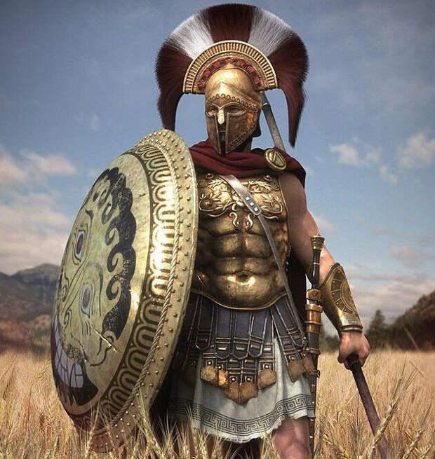 Древняя Спарта. Почему спартанцы 700 лет были непобедимыми?