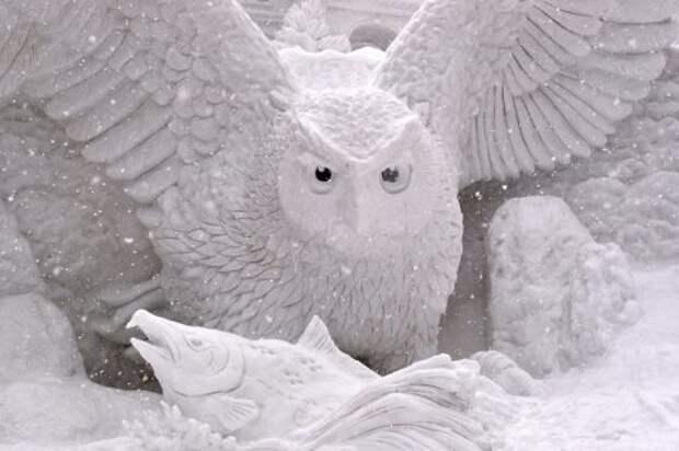 Снежная сова