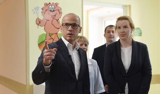 Глава Удмуртии обсудил проблемы глазовской медицины