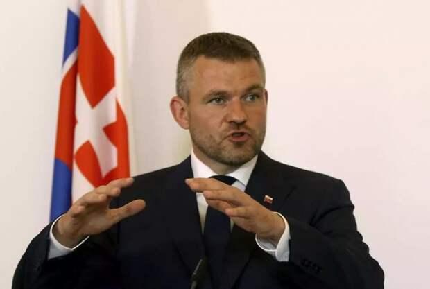 премьер-министр Словакии Петер Пеллигрини