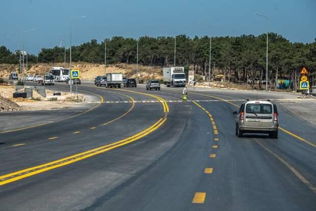 При строительстве Камышового шоссе вылезло много «косяков»