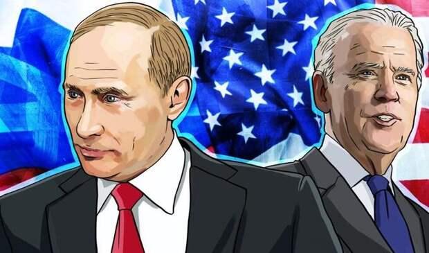 Отказ Байдена от конференции с Путиным не на шутку разозлил американцев