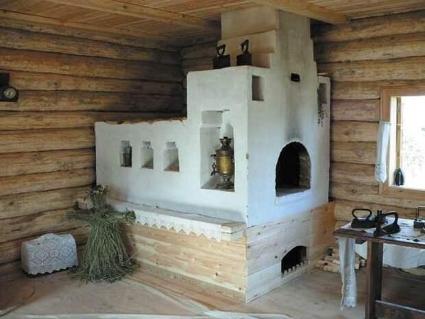 КАК ДЕЛАЛИ ТЕПЛЫЙ ПОЛ В СТАРОЙ РОССИИ бабушкин дом, россия, тёплый пол