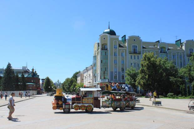 Пенза. Улица Московская