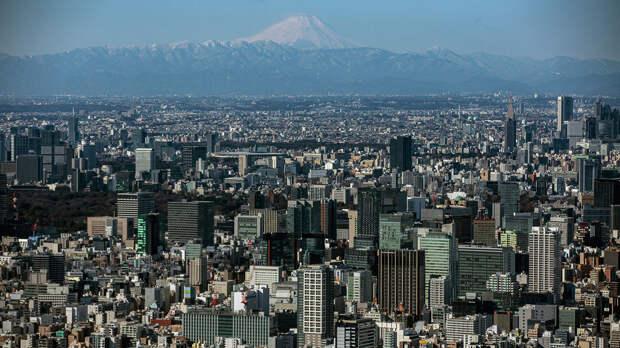 Панорама Токио - РИА Новости, 1920, 17.04.2021