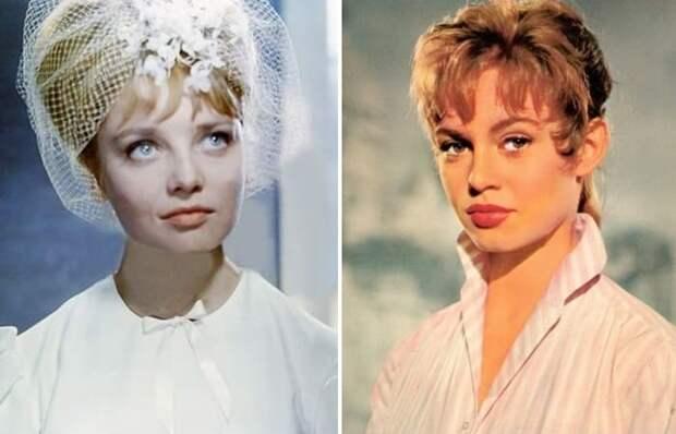 Советские «двойники» западных звезд: Кого называли нашими Брижит Бардо, Гретой Гарбо и Элизабет Тейлор