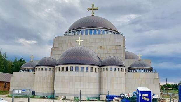 В столице Польши освятили первый за 100 лет православный храм